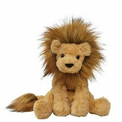 "GUND Cozys Collection Lion Stuffed Animal Plush, Tan, 8"""