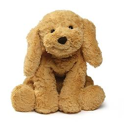 GUND Cozys Collection Puppy Dog Stuffed Animal Plush, Tan, 1