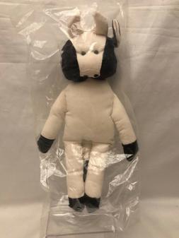 """DARICE CRAFT Arts Sewing 10"""" COW BULL Farm Plush Stuffed Ani"""