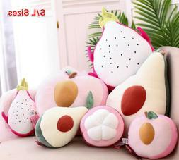 Creative Fruit Plush Pillow Toy Cushion Pillow Stuffed Doll
