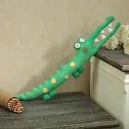 Crocodile DIY Plush Stuffed Toy Making Kit Sewing Craft for