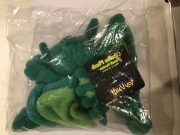 Cthulhu Small Plush Toy Vault New Sealed 2002 H.P. Lovecraft