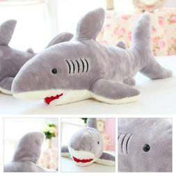 Cute Shark Plush Toy 25cm Lovely Stuffed Animal Kids Toys Gi