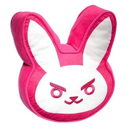 Official Overwatch D.Va Plush Pillow Toy from Blizzard Enter
