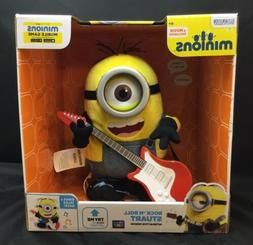 despicable me minions rock n roll stuart