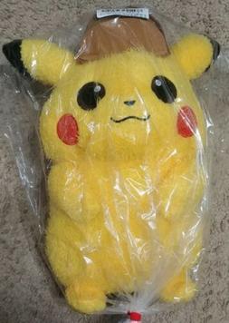 Detective Pikachu Pokemon Plush Doll toy BanprestoToreba N