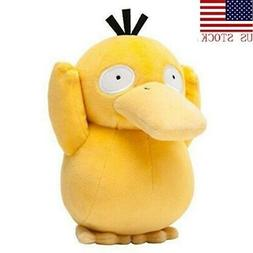 "Detective Pikachu Pokemon Psyduck 7"" Plush Toy Soft Stuffed"
