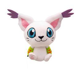 "Banpresto- Digimon Plush Toy Doll- Stuffed- 5"" Plush- Gatomo"