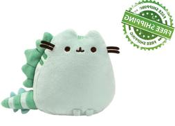 Dinosaur Saurus Soft Pusheen Plush Cat Keychain Stuffed Anim