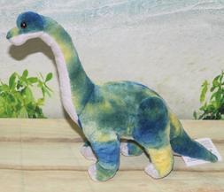 "Wild Republic Dinosauria Mini Brachiosaur 10"" Plush"
