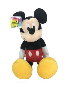 """DISNEY 2020 Authentic Mickey Mouse 20"""" Soft Plush Toy Classi"""