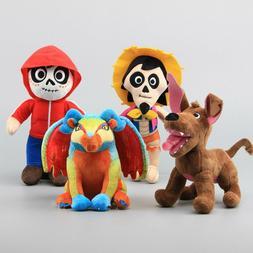 Disney Coco Hector Miguel Dante Dog Dragon Soft Stuffed Toy
