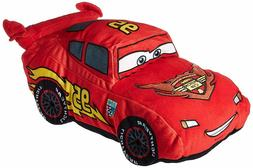 Disney Cars Lightning McQueen Cuddle Pillow, New, Free Shipp
