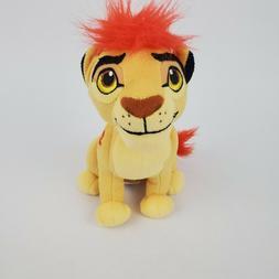 Disney Lion Guard Kion Bean Plush