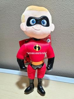 Disney Parks Dash Incredibles 2 Small Plush Toy Doll Superhe