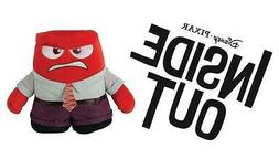 TOMY Disney Pixar *INSIDE OUT* ANGER = SMALL FEATURE PLUSH T