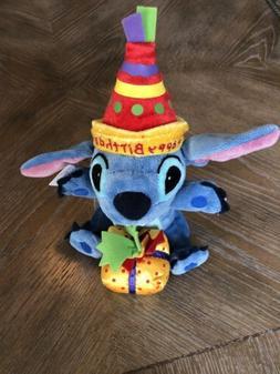 Disney Stitch Happy Birthday Plush