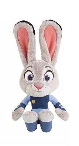 "Disney Zootopia Small 8.5""  Plush Officer Judy Hopps"