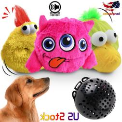 Dog Cat Toys Interactive Plush Automatic Shake Crazy Bouncer