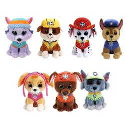 Paw patrol dog <font><b>plush</b></font> <font><b>toy</b></f