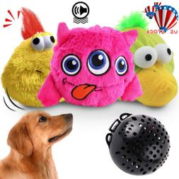 Dog Toys Interactive Plush Chaser Jumping Automatic Giggle B