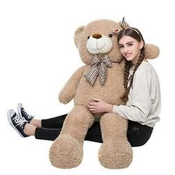 DOLDOA Big Teddy Bear Stuffed Animals Plush Toy for Girlfrie