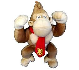 donkey kong classic 11 5 plush toy