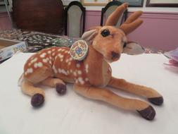 Dorbin the Deer | 21 Inch Stuffed Animal Plush | By Tiger Ta