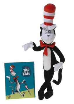 """Dr. Suess' the Cat in the Hat 22"""" Plush"""