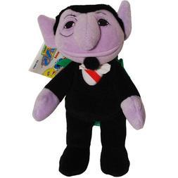 The Count Dracula - Sesame Street Bean Bag Plush