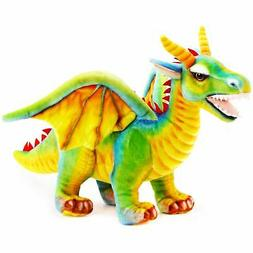 Drevnar the Dragon | 26 Inch Stuffed Animal Plush | By Tiger
