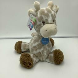 Ebba Aurora World Loppy Giraffe Tan White Plush New Soft Toy