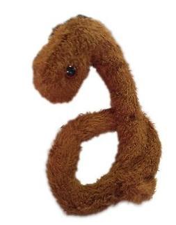 EBOLA VIRUS! Ebola Buddy™ Plush Toy Virus Stuffed Animal -