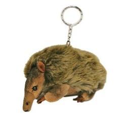 echidna plush toy key ring keyring 5