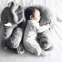 Elephant Soft Plush Toy Stuffed Animal Dolls Baby Kids Gift