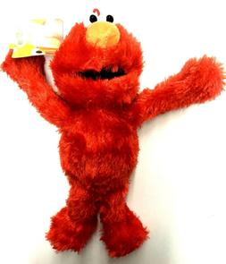 "Sesame Street Elmo Plush Stuffed Animal 10"" Plush Doll Toy"