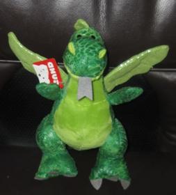 GUND Ember Green Dragon