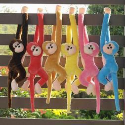 Fad Long Arm Hanging Monkey Plush Baby Toys Stuffed Animals