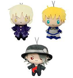 Fate Grand Order Sanrio Arthur Altria Dantes Character Prize