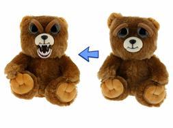"FEISTY PETS TEDDY BEAR STUFFED ANIMAL 9"" PLUSH TOY AUTHENTIC"