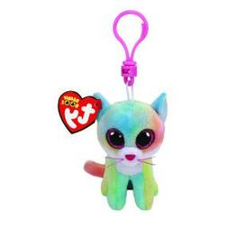 "FLUFFY TY BEANIE BOOS EXCLUSIVE 3"" CLIP"