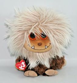 """Ty Frizzys Plush """"Zinger"""" 10"""" Stuffed Animal NWT Big Eyes Sh"""