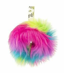 goDog Furballz Rings with Chew Guard Technology Durable Plus