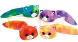 """Fursian Cat  Plush Toy - Assorted Colors - 24""""  New with Tag"""