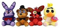 generic five nights freddys inspired plush dolls stuffed ani