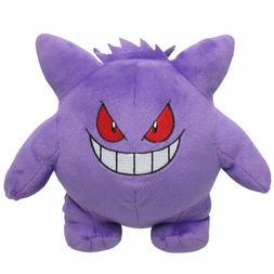 Gengar Pocket Monster Pokemon Plush Toy Stuffed Animal Doll