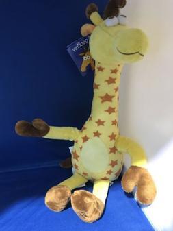 """Geoffrey Giraffe Plush Stuffed Animal by Toys R Us - 17"""" - N"""