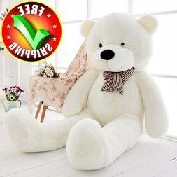 "Giant Plush Teddy Bear 47"" Stuffed Animal Soft Toy Huge Larg"