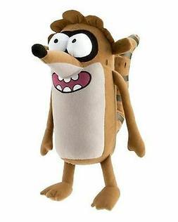 "Giant Regular Show Rigby Plush Toy. Soft Stuffed Animal. 18"""