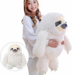 Winsterch Giant Sloth Stuffed Animal Toy Kids Plush Sloth 27